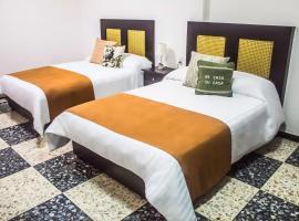 Múcara hotel, hotel en Veracruz