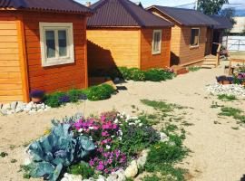 Guest House on Gor,kogo, beach hotel in Khuzhir