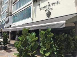 H Boutique Hotel Xplorer Loke Yew, hotel near Mid Valley Megamall, Kuala Lumpur