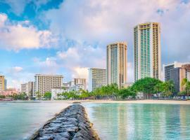 Hyatt Regency Waikiki Beach Resort & Spa, hotel in Honolulu