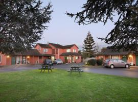 Pavilion Motel & Conference Centre, motel in Palmerston North