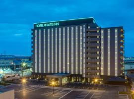 HOTEL ROUTE-INN Chiba Hamano -Tokyowangan doro-, hotel en Chiba