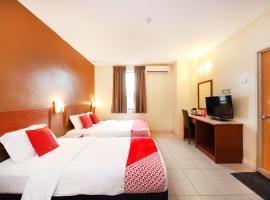 OYO 447 Comfort Hotel Meru,巴生的飯店