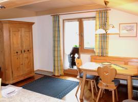 Gästehaus Obertanner, Ferienwohnung in Reit im Winkl