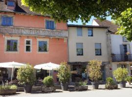 Le Relais de la Tour, hotel in Figeac