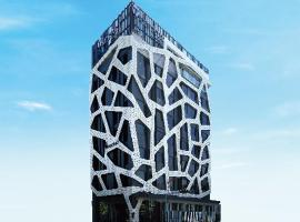 Treeart Hotel, hotel in Taichung