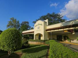 Hotel Estrella, hôtel à Managua près de: Aéroport international de Managua - MGA