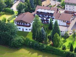 Wellness-Hotel Talblick, Hotel in der Nähe von: Alpengarten Pforzheim, Schömberg