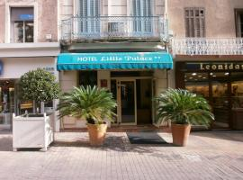 Little Palace, hotel near Zénith Oméga Toulon, Toulon
