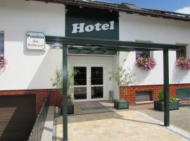 Pension Am Heiderand, Hotel in der Nähe von: Burg Stolpen, Radeberg