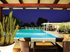 Hotel Meridiana, accessible hotel in Paestum