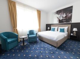 Hotel Alibi Sabac, hotel u gradu Šabac