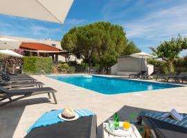 Kyriad Montpellier Est - Lunel, hotel near Zenith Sud Montpellier, Lunel