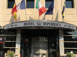 HR Hotel, hotel near Trieste Airport - TRS, Monfalcone