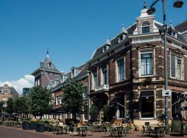 Hotel ML, hotel near Driehuis Station, Haarlem
