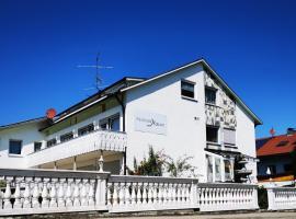 Pension Mozart, hotel in zona Aeroporto di Memmingen - FMM, Ottobeuren