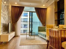LuxHomes Saigon - Vinhomes Central Park, hotel near Landmark 81, Ho Chi Minh City