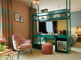 Hotel Metropol by Maier Privathotels, hotel in Munich