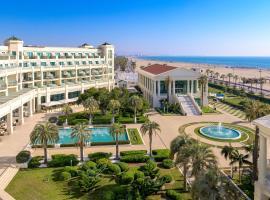 Las Arenas Balneario Resort, hotel en Valencia