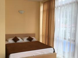 Tsitrus Mini Hotel, отель в Гагре