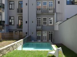 MyStay Porto Bolhão - Pool & Garden, hotel with pools in Porto
