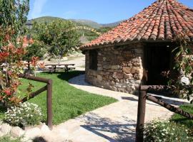 Complejo Rural Los Chozos, hotel cerca de Reserva Natural Garganta de los Infiernos, Jerte