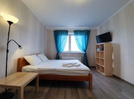 Щёлковские квартиры - Фряновское шоссе 64к3, hotel in Shchelkovo