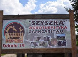 Agroturystyka SZYSZKA, family hotel in Polnica