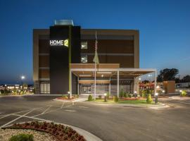 Home2 Suites by Hilton Owasso, Hotel in Owasso