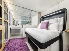 YOTELAIR Amsterdam Schiphol Transit Hotel, hotel near Schiphol Airport - AMS,