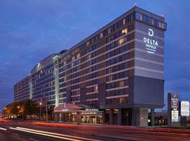 Delta Hotels by Marriott Toronto Airport & Conference Centre, hotel in Toronto