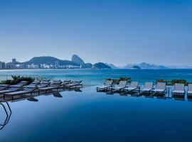 리우데자네이루에 위치한 호텔 Fairmont Rio de Janeiro Copacabana