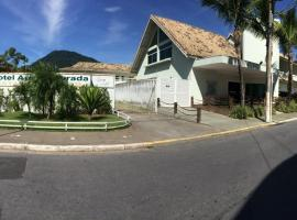 Hotel Areia Dourada, hotel in Peruíbe
