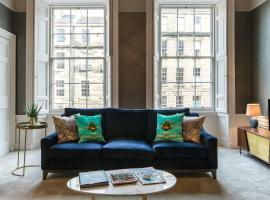 ALTIDO Luxury 3 bed in the heart of Edinburgh New Town, hotel di lusso a Edimburgo