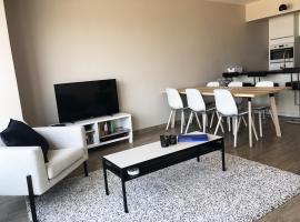 Appartement verhuur Zeedijk Middelkerke Sunbeach, accessible hotel in Middelkerke