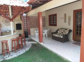 Antunes vila maragogi, holiday home in Maragogi