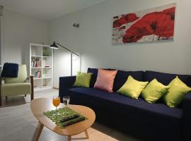 City center Raua apartment with balcony, apartamento en Tallin