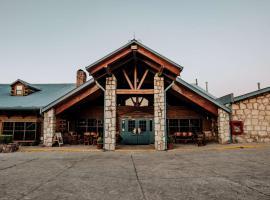 The Lodge At Creel Eco - Hotel & Spa, hotel en Creel
