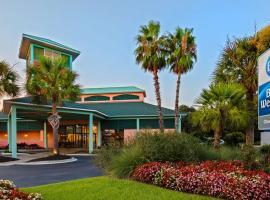 Best Western Charleston Inn, hotel in Charleston