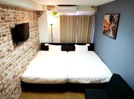 MORI NAMBA#4 Free WIFI, accessible hotel in Osaka