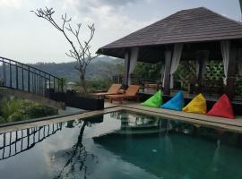Villa Libra Lombok, villa in Senggigi