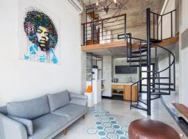 Balissimo Suites Seminyak, apartment in Seminyak