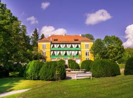 Zabola Estate - Transylvania, resort in Zăbala