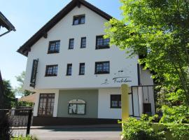 Rennsteighotel Grüner Baum, Hotel in der Nähe von: Rennsteiggarten Oberhof, Schmiedefeld am Rennsteig