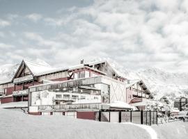 Hotel Rigele Royal Superior, hotel in Obertauern