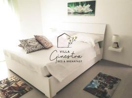 B&B Villa Ginestra, bed & breakfast a Pescara
