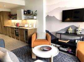 #21 Eikehoff, apartment in Stellenbosch