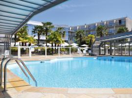 Westotel Nantes Atlantique, hotel in La Chapelle-sur-Erdre