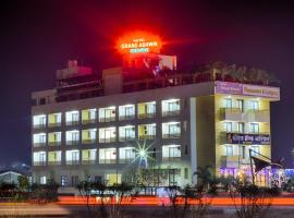 Hotel Grand Ashwin Executive, hotel in Nashik