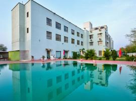 Hotel Amrit Manthan, hotel near Chittorgarh Railway Station, Chittaurgarh